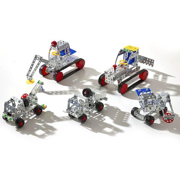 Метален конструктор - Строителни машини